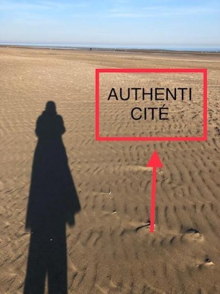 Chemin vers l authenticite